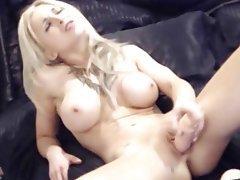 Amateur Big Boobs Blonde Blowjob Webcam