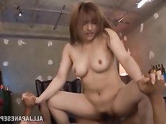 Asian Big Tits Blowjob Creampie Ebony