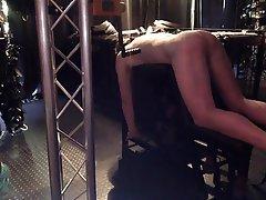 BDSM Femdom German Strapon