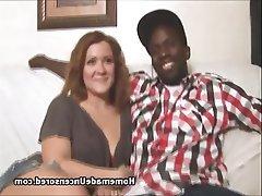 Big Boobs Blowjob Interracial