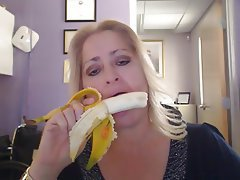 Amateur Blowjob Mature MILF Webcam