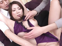 Asian Babe Creampie Hairy