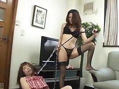 Anal Asian BDSM Femdom Japanese