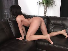 Brunette Masturbation Teen
