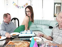 Blowjob Hardcore Old and Young Party
