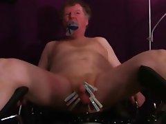 BDSM Femdom Mistress Strapon