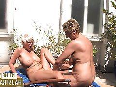 Big Boobs Blonde German Amateur Mature