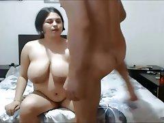 Amateur Big Boobs Wife