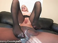 BDSM Femdom Foot Fetish Strapon Mistress