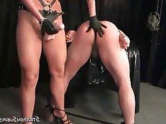 BDSM Femdom Strapon