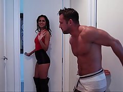 Teen Cheating Babe Doggystyle