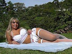 Brazil Latina Blonde Teen