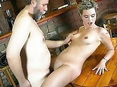 Hardcore Old and Young Orgasm Teen