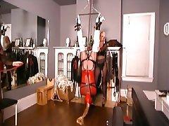 Anal BDSM Femdom Latex Strapon