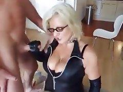 Amateur BDSM Bisexual Mature Strapon