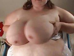 BBW Masturbation Big Boobs Big Butts Big Tits