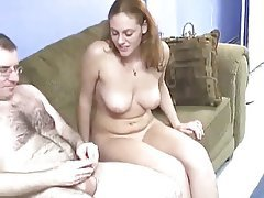 Amateur Big Boobs Old and Young Redhead