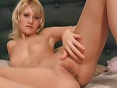 Blonde Small Tits Softcore