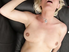 Anal Blowjob Casting Cumshot Mature