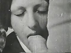 Blowjob Hairy Old and Young Vintage