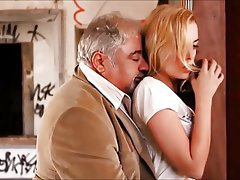Bisexual Gloryhole Old and Young Swinger