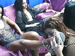 BDSM Brazil Femdom Foot Fetish