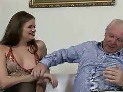 Amateur Anal Cumshot Old and Young