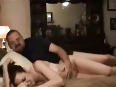 Amateur Anal Babe Brunette Old and Young