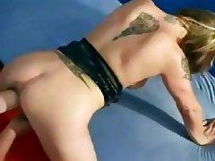 Amateur BDSM Brunette Anal