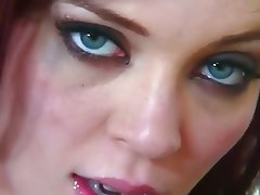Blowjob Cunnilingus Facial Redhead