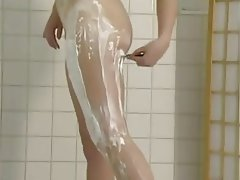 Babe Hairy Redhead Shower