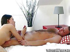 Blowjob Cumshot Small Tits Softcore